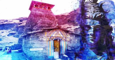 Tungnath, the highest temple of Lord Shiva
