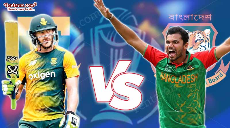 world cup 2019 south africa vs bangladesh 5th match