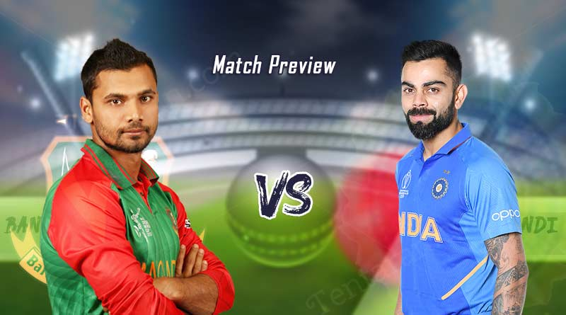 India vs Bangladesh Match Preview