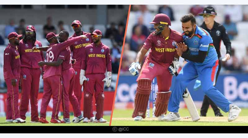 West Indies Vs Afghanistan Match