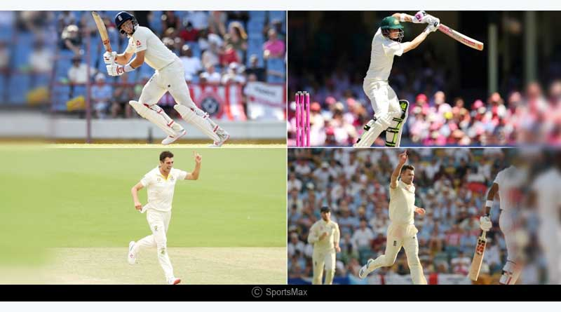 ashes test series 2019