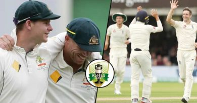 australia ashes test series