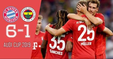 bayern munich vs fenerbahce match highlights