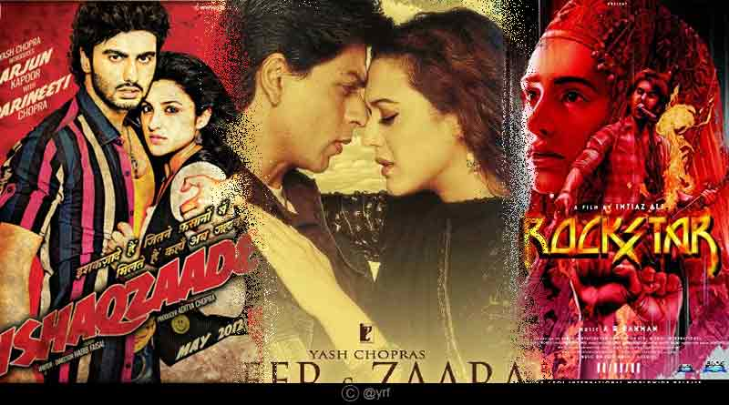 Bollywood romantic movies