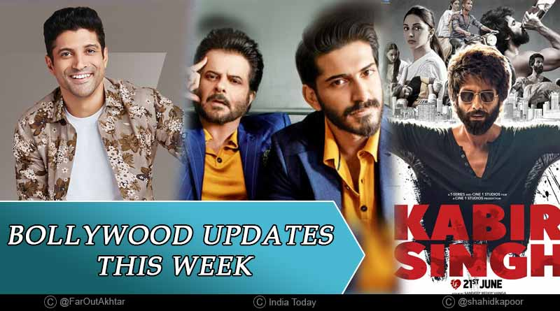 Bollywood updates this week