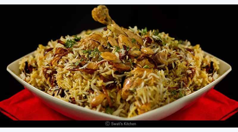 different types of biryani across india