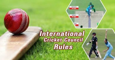 icc cricket rules