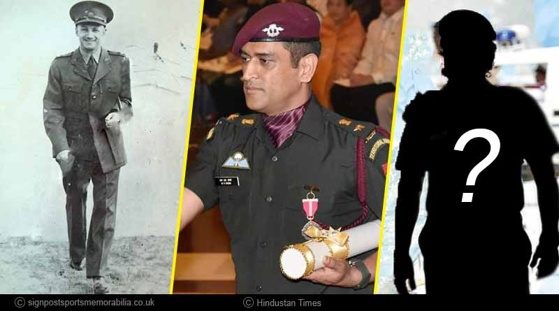 Cricketers in army