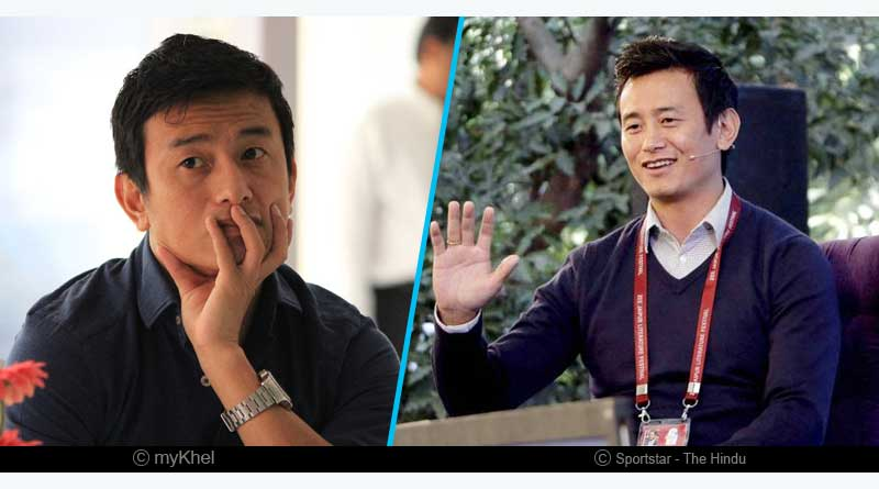 indian football bhaichung bhutia