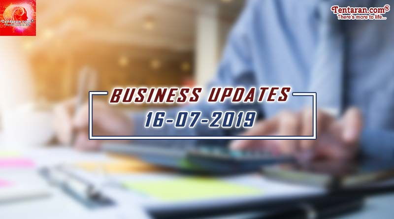 latest india business news 16th july