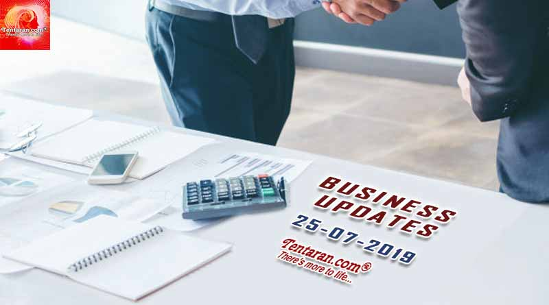 latest india business news 25th july