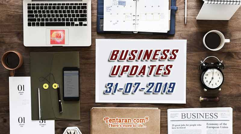 latest india business news 31st july
