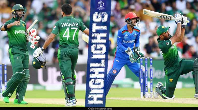 pakistan vs afghanistan match highlights