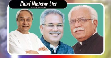 state government chief ministers and ministers 2019 full list