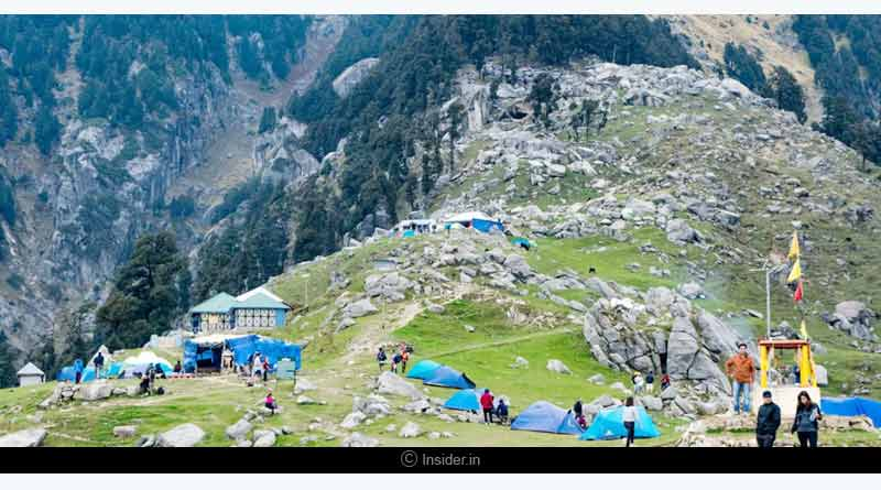 best trekking place in india