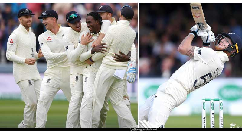2nd test match ashes 2019
