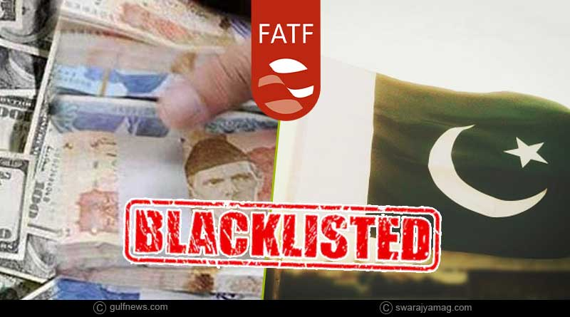 FATF blacklist Pakistan for terror funding