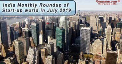 India monthly roundup of Start-up world in July