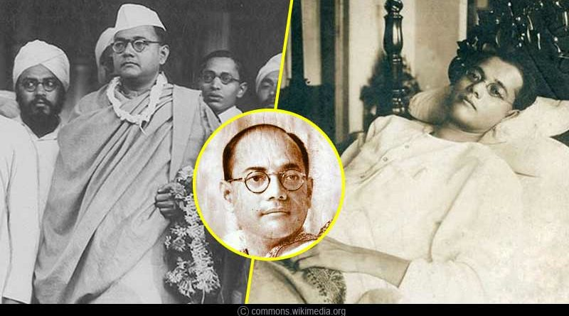 Unseen pictures of Subhas Chandra Bose