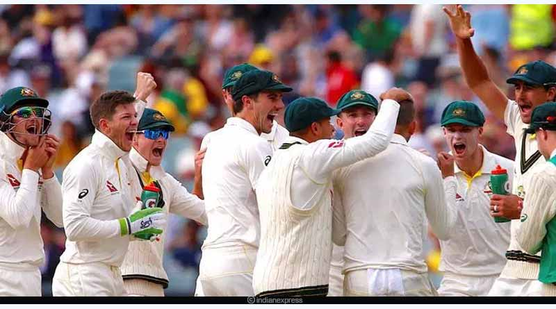 ashes test match series