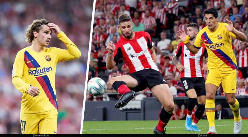 athletic bilbao vs barcelona match highlights