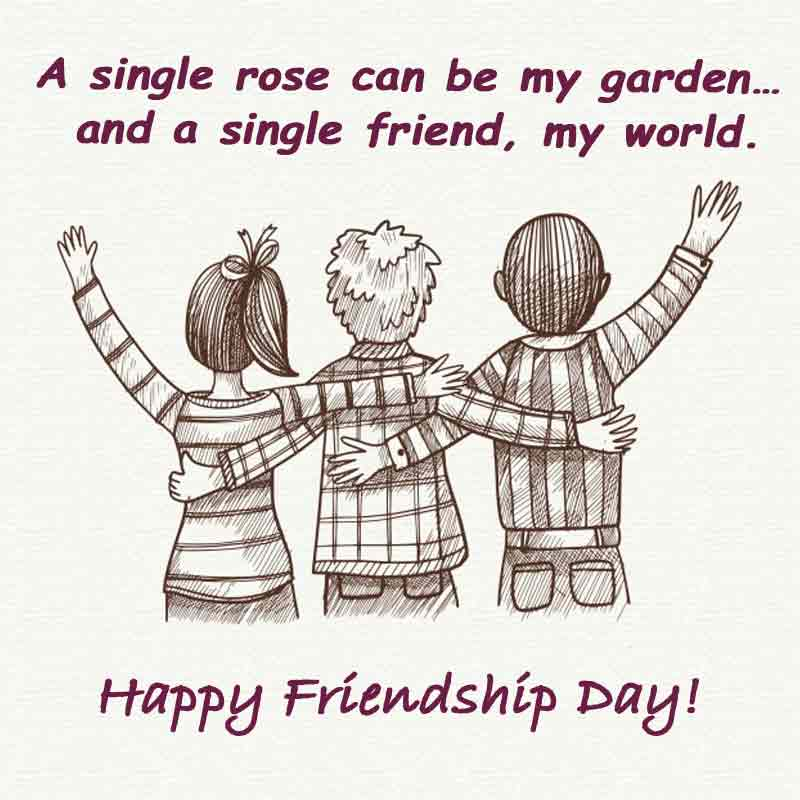 friendship day quotes images 3