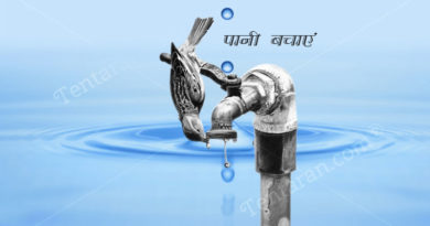 how to conserve and save water