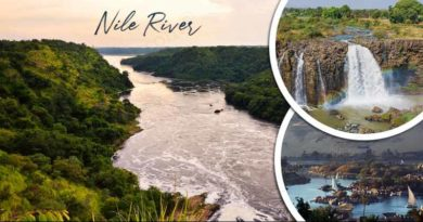 interesting facts about nile river