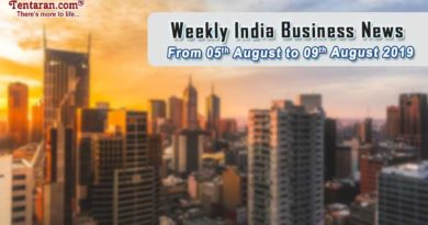 india business news headlines weekly roundup 05 to 09 august