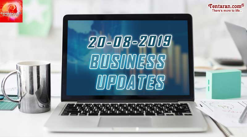 latest india business news 20th august