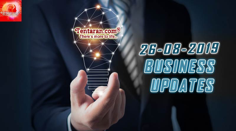 latest india business news 26th august