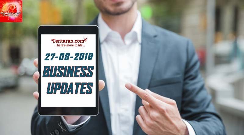latest india business news 27th august