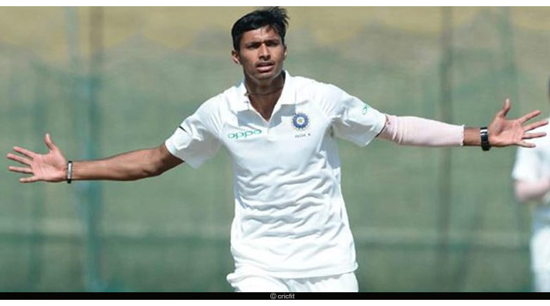 navdeep saini join team india