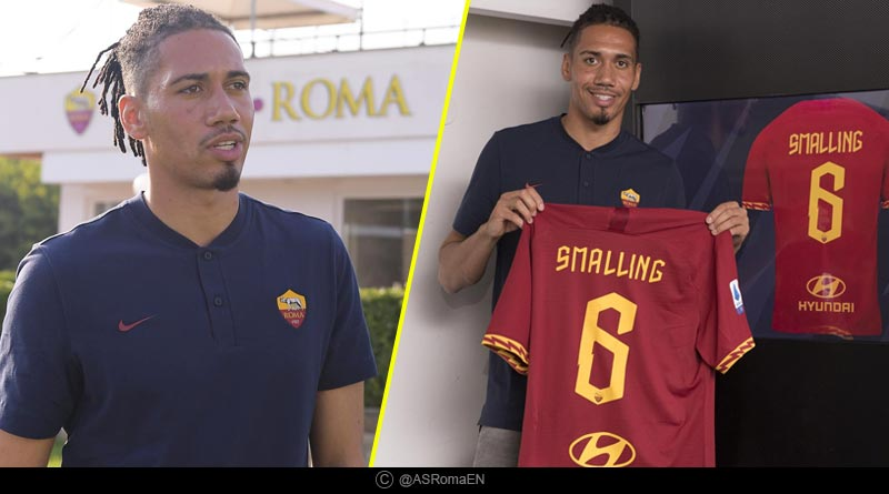 roma sign smalling