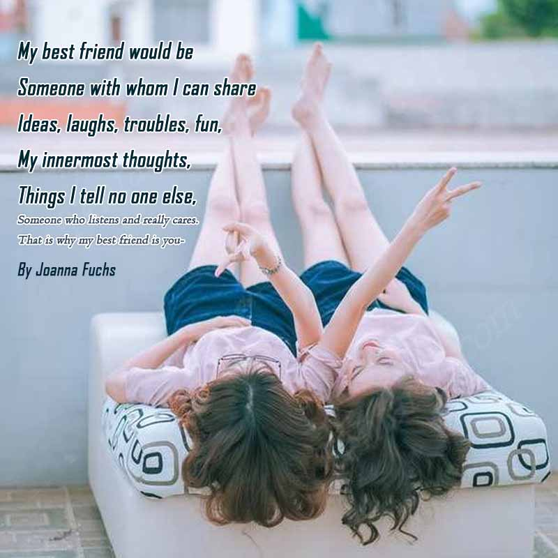 Short Poems on Friendship | poems for friends | friendship day
