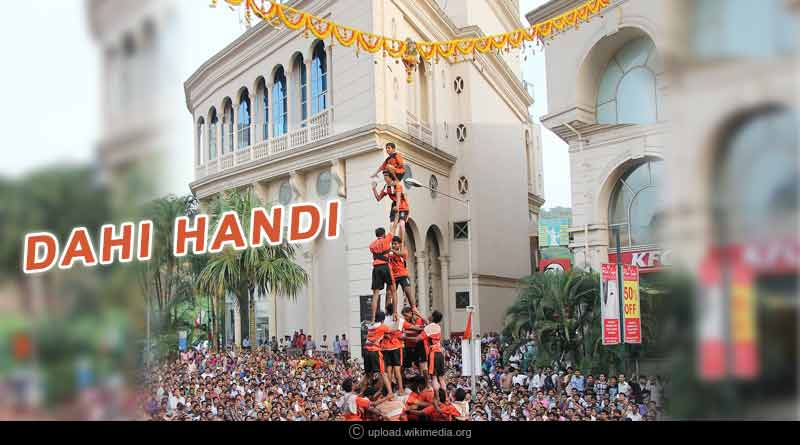 significance and celebrations of dahi handi