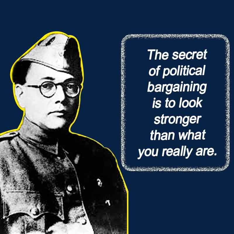 subhash chandra bose quotes1