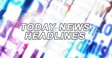 today news headlines 10th august