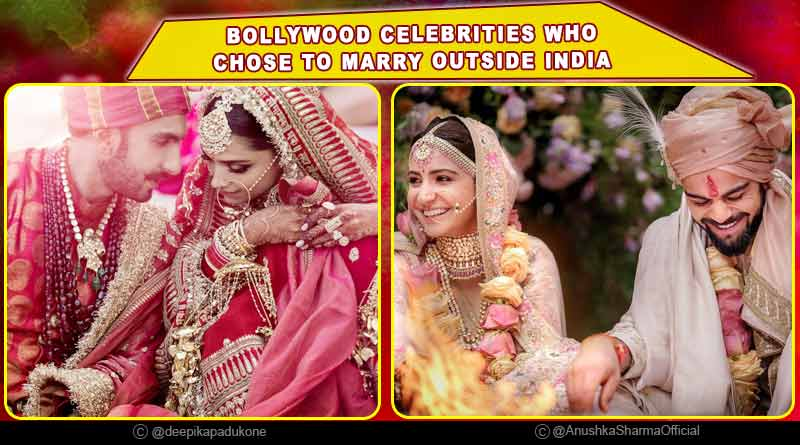 bollywood celebrities who chose to marry outside india