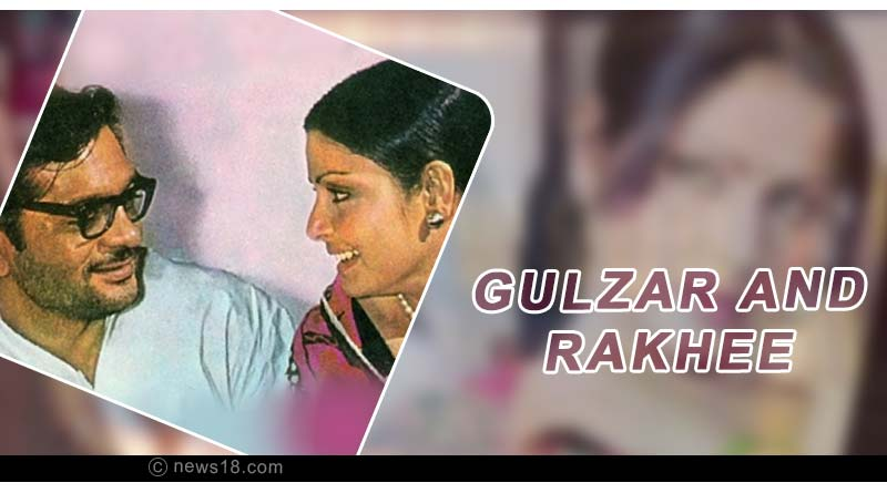 gulzar and rakhee