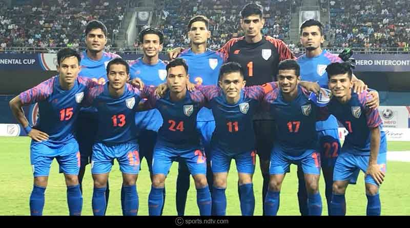 India fifa world cup qualifiers