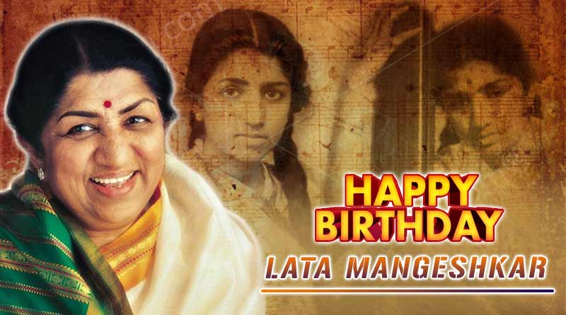 lata mangeshkar birthday wishes photos images