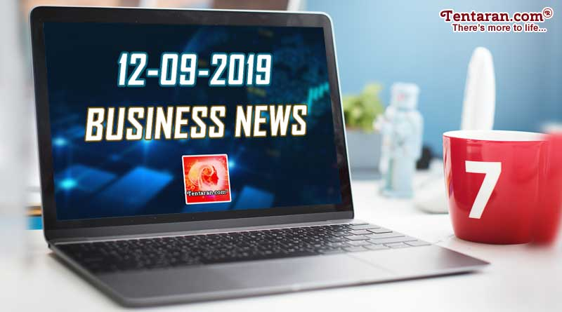 latest india business news 12th september