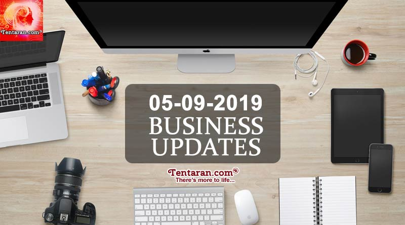 latest india business news 5th september