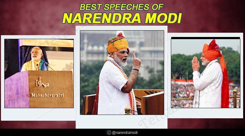 narendra modi best speeches