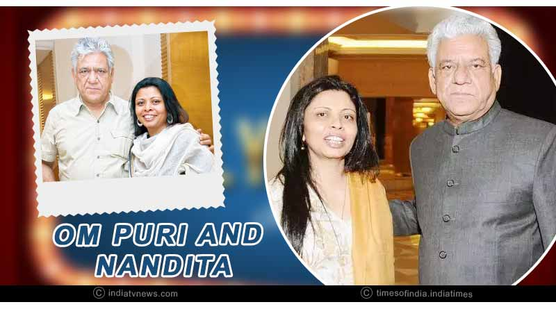 om puri and nandita