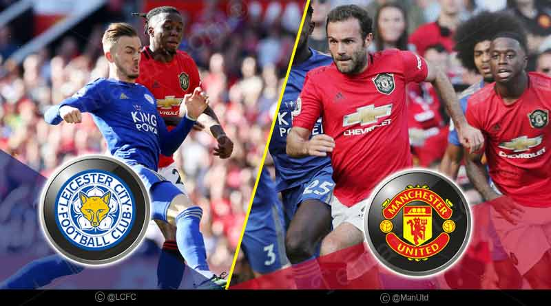 premier league 2019 manchester united vs leicester city