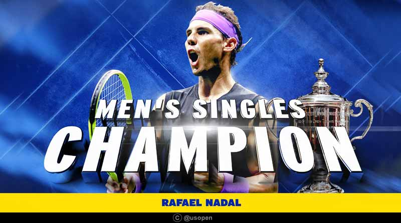 rafael nadal vs daniil medvedev us open 2019 final highlights