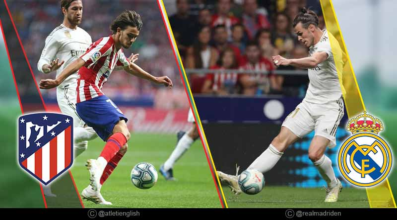 real madrid vs atletico madrid la liga 2019 highlights