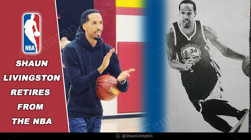 shaun livingston retirement